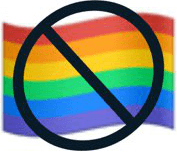 Banned lgbt emoji on iOS