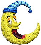 Símbolo de la luna