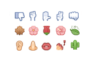 Símbolos Emoji ☺